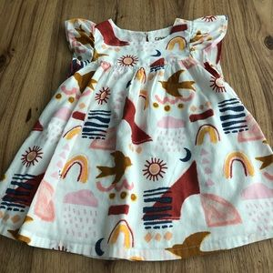genuine Kids from Oshkosh.  Dress size 3T
